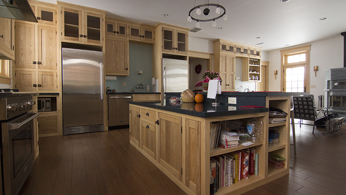 Pictures Bylers Custom Cabinets - Ash kitchen cabinets